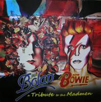 AA.VV. - Marc Bolan & David Bowie – A Tribute To The Madmen