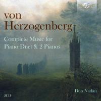Duo Nadàn - Von Herzogenberg, Complete Music for Piano Duet