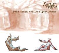 Kuirino - Don't Touch Me!!! I'm A Gentleman!!