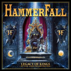 Hammerfall - Legacy Of Kings - 20 Years Edition